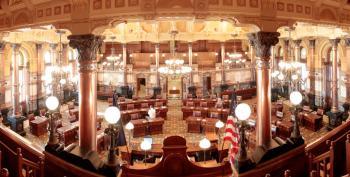 Kansas Legislature Threatens To Defund State Judiciary