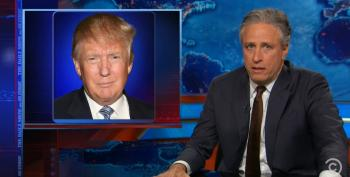 Stewart: Trump's Candidacy Might Make Me Postpone My Retirement