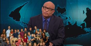 Larry Wilmore Slams The Duggars: 'Thank God Someone Finally Did Some Research On This Family'