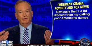 O'Reilly: Calling Needy Children And Elderly Folks Lazy Moochers Isn't Mean!