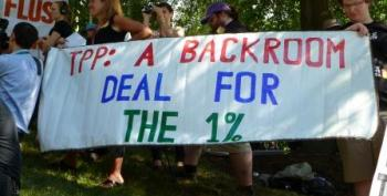 Big Business Being Outplayed By Big Labor Over TPP Organizing