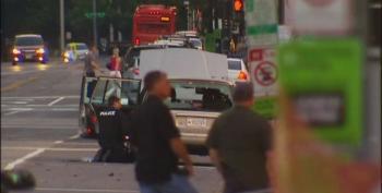 Bomb Squad Detonates Pressure Cooker Near US Capitol, 1 Arrested