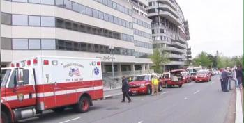 People Missing After Watergate Garage Collapse