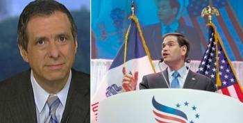 Howie Kurtz Bemoans Financial Critique Of Poor Marco Rubio