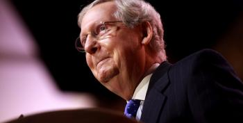 McConnell: No More Judges For You, President Obama!