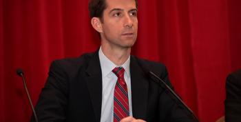 Conservatives Shred Tom Cotton: 'You're Drunk With Power'