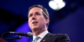 Santorum: Charleston Shooting 'Attack On Our Religious Liberty'
