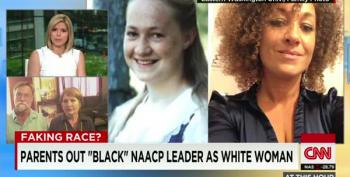 Parents Out Spokane NAACP Leader As White