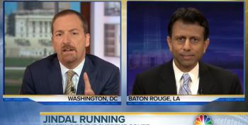Jindal Twists Himself In Knots Over Question On Interracial Marriage