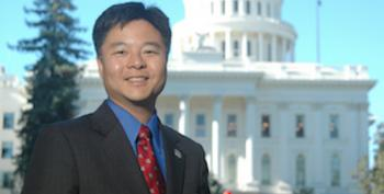 Best Progressive Investment Of 2014 Is Ted Lieu