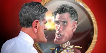Mitt Romney Is Now Dick Cheney Without The Gravitas