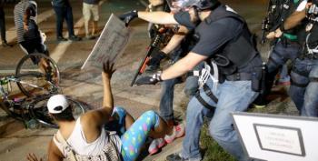 DOJ Report Confirms Police Role In Escalating Ferguson Violence