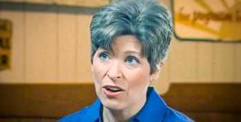 Joni Ernst Beats The Drums For Another Iraq War: U.S. Troops Are 'Ready To Go Back'