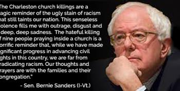 Bernie Sanders On Charleston Shootings (Updated)