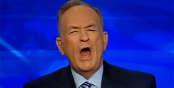 Bill O'Reilly Hammers Chris Hayes For Telling The Truth