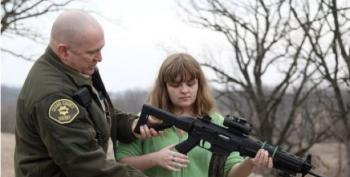 Iowa Grants Permits For The Blind To Acquire Or Carry Guns In Public