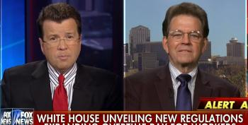 Neil Cavuto Attacks New Overtime Rules As 'Greece On Steroids'