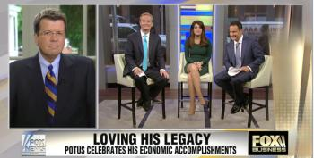 Neil Cavuto Pretends Real Economic Statistics Are Meaningless