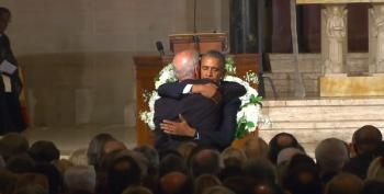 President Obama's Eulogy For Beau Biden: 'What A Good Man. What An Original.'