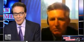 Rick Wiles Tells Alan Colmes 'America Has Morphed Into Babylon'