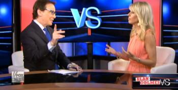 Monica Crowley Spars With Alan Colmes On Guns And The 'N' Word