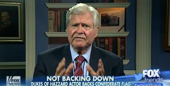 Cooter Defends The Confederate Flag 'Til Hell Freezes Over'