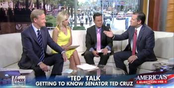 Ted Cruz Tells Fox 'I'm No Narc' And Other Tall Tales