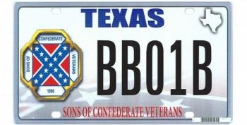 Supreme Court Rules Texas Not Required To Put Confederate Flag On Custom License Plate