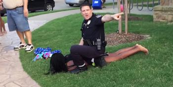 Texas Cop Who Brutalized Black Teens At Pool Party Added Video To Playlist At You Tube