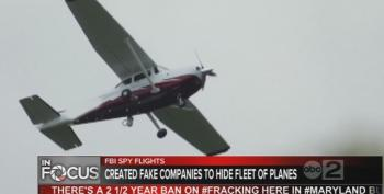So Much For Oversight: FBI Creates Its Own Surveillance Air Force, Congress Doesn't Notice