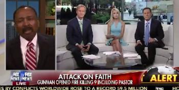 Charleston Shooting Brings Out The Worst In Fox Audience, Because Everything Does