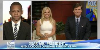 Fox & Friends Shows More Love To Right Wing Teen CJ Pearson