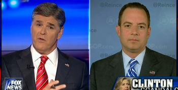 Reince Priebus Tells Hannity That Hillary Clinton 'Is Not Relatable'