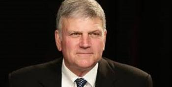 Gay Ad Makes Franklin Graham Pull Accounts From Wells Fargo
