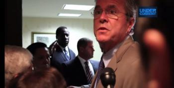 Jeb Bush, Bobby Jindal & Rick Santorum On Pope Francis Climate Change Leadership