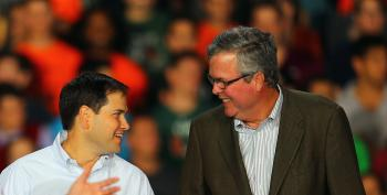 Rubio And Jeb On A Collision Course?