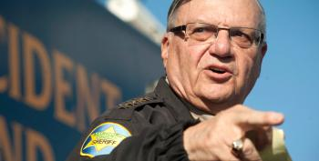 Sheriff Joe Arpaio Sending Armed Posse Members To 'Protect' Black Churches
