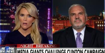 David Martosko Invents Cover Story For Ban From Clinton Pool, Cries To Megyn Kelly