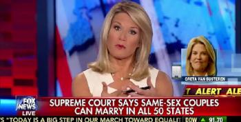 Fox News: Can Three People Get Married Now Because Of Gays?