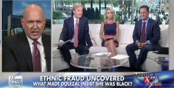 Keith Ablow Blames Leftist Tolerance For NAACP Race Controversy