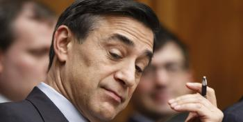 Darrell Issa Booted Out Of Benghazi! Deposition