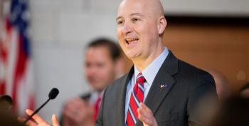 Nebraska's Wingnut Governor Says He'll Execute Prisoners Despite Law
