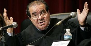 Antonin Scalia Is Living Proof That You Don't Have To Have A Big Prick To Be One