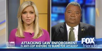 Fox News Blames CNN And Obama For Dallas Police Department Attack