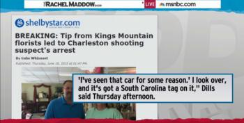 North Carolina Woman Helps Police Capture Charleston Shooting Suspect