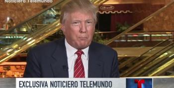 Jose Diaz Balart To Trump: 'You're Fired!'