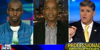 Hannity Guest Attacks Civil Rights Activist DeRay McKesson: 'You're A Race Pimp!'