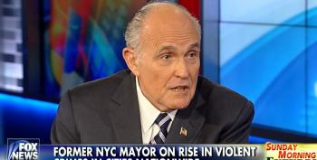 Giuliani: Biggest Civil Rights Issue Of This Century Is Vouchers And Choice In Public Schools