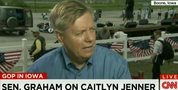 Lindsey Graham: The GOP Tent Is Big Enough For Caitlyn Jenner