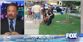 Fox And Friends Host And 'Expert' Defend Racist McKinney Cop